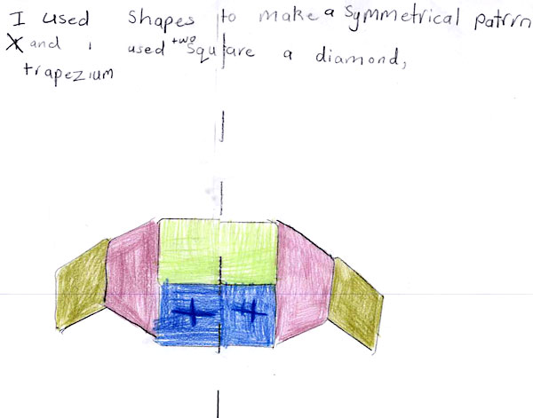 ARC :: Spatial Pattern - Indra